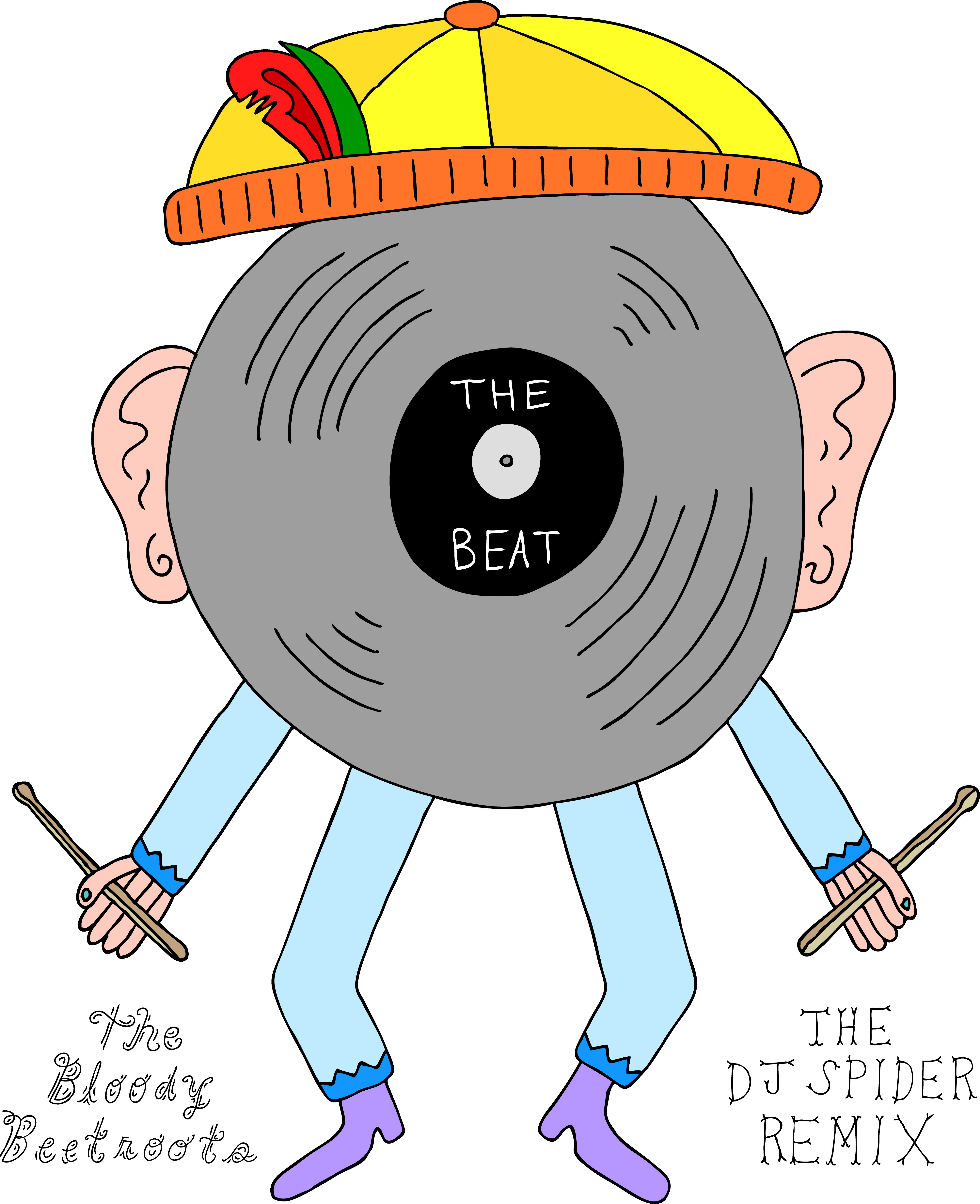 The Beat Remix Art